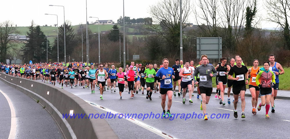 2016 Waterford AC Half Marathon Start